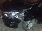 Adolescente tenta fugir e acaba preso com carro roubado após perseguição