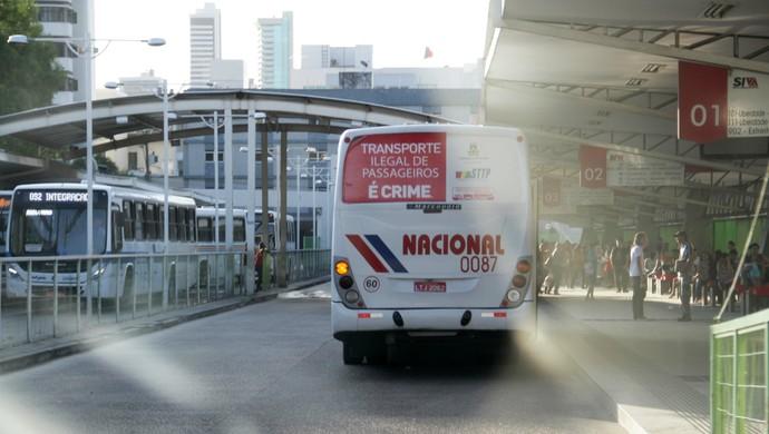 Clássico dos Maiorais terá 22 ônibus extras para os torcedores (Foto: Nelsina Vitorino / Jornal da Paraíba)