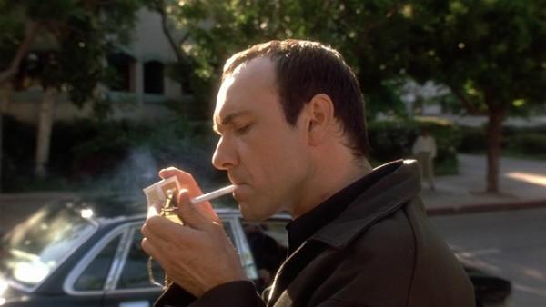 O ator Kevin Spacey em cena de Os Suspeitos (1995) (Foto: Reprodução)