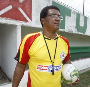 Samuel Cândido, técnico da Tuna (Foto: Igor Mota / Amazônia Hoje)