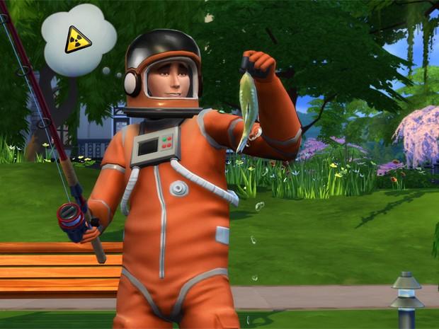 Em 'The Sims 4', personagens terão personalidade própria (Foto: Divulgação/Electronic Arts)