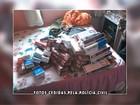 Em Parauapebas, polícia prende suspeitos, armas e munição