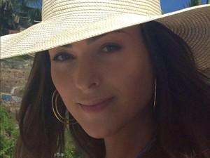 Miss Brasil de 2004, Fabiane Niclotti foi encontrada morta em casa (Foto: Reprodução/Facebook)