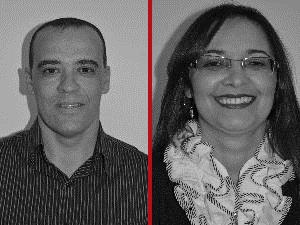 Erival José Martins e Maristane Vieira Sá são acusados de abuso de poder econômico e político. (Foto: Reprodução/DivulgaCand)