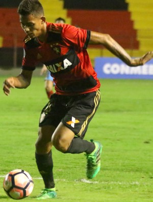 Thallyson Sport (Foto: Williams Aguiar/Sport Club do Recife)