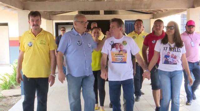 PSL, de Jair Bolsonaro, elegeu tres governadores