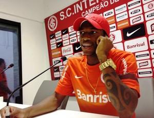 Fred meia Inter (Foto: Tomás Hammes / GLOBOESPORTE.COM)