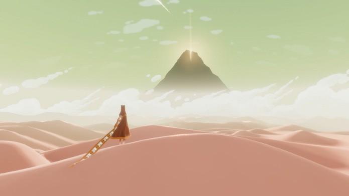 Review: Journey (Foto: Reprodução/Victor Teixeira)