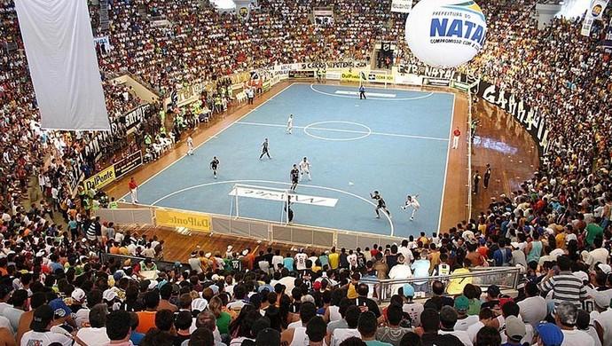 ABC x Malwee Futsal 2006 (Foto: Divulgação)