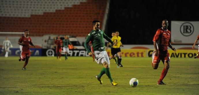 Guarani x Guaratinguetá Série C (Foto: Israel Oliveira / Guarani FC)
