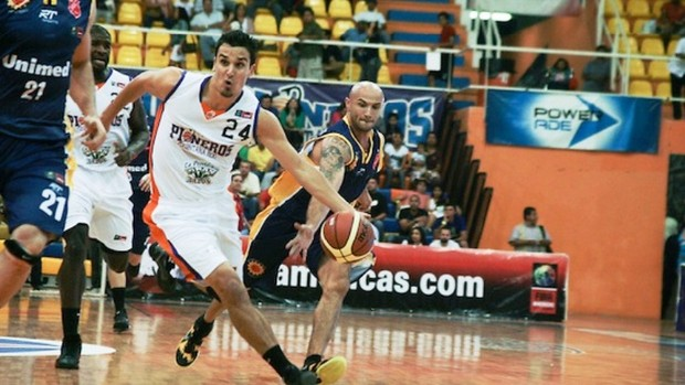 São José Basquete Laws Pioneros (Foto: Divulgação/ FIBA)