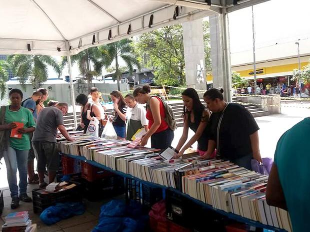 Campinas promove Feira do Livro até março (Foto: Marinês de Campos Ribeiro)
