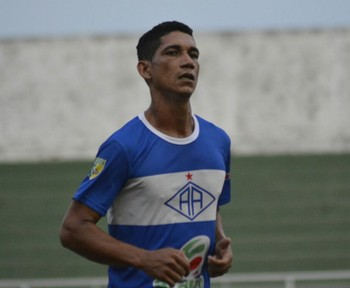 Eduardo Lopes, atacante do Atlético-AC (Foto: Manoel Façanha/Arquivo pessoal)