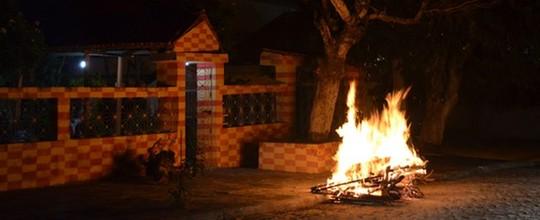 Hospital faz campanha para prevenir queimaduras (Krystine Carneiro)