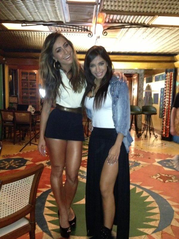 Sabrina Sato e Anitta (Foto: Instagram/ Reprodução)