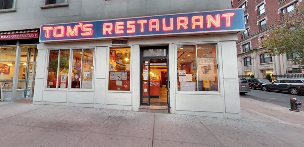 Tom's Restaurant (Foto: Google Street View)