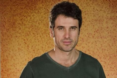 Eriberto Leão será piloto em série (Foto: TV Globo)