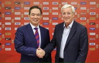 Lippi assume a China e se torna o técnico mais bem pago do mundo