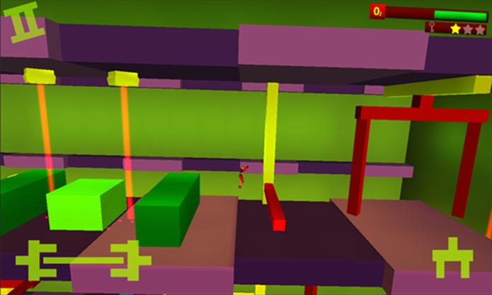 Hyper Cell é um game para Windows Phone onde o jogador deve superar obstáculos (Foto: Divulgação/Windows Phone Store)