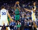 Cirúrgicos, Celtics mostram sua força e desbancam Warriors em Oakland