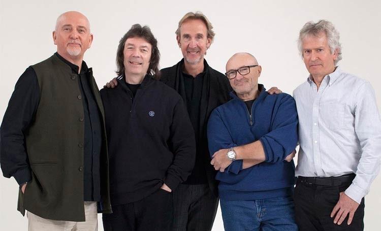 A banda Genesis explodiu no cenrio mundial na dcada de 1970 (Foto: Divulgao)