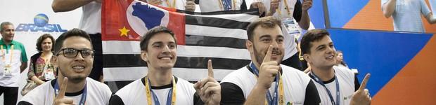 9ª Olimpíada do Conhecimento termina com noite festiva dos vencedores (Paulo Amendola)