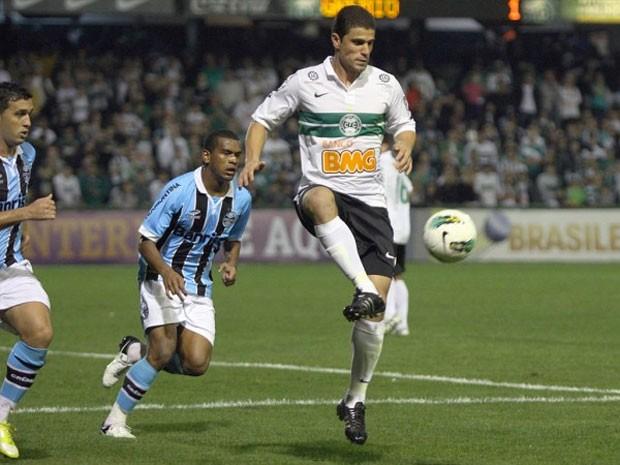 Globo Esporte Paraná (Foto: Site Oficial do Coritiba )