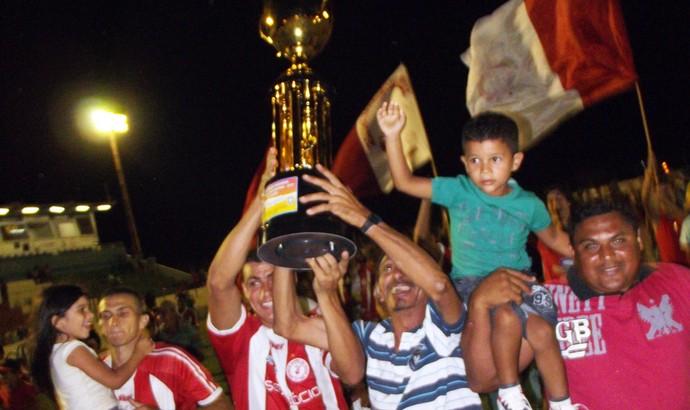 esporte de patos campeão 2ª divisão do paraibano (Foto: Damião Lucena / Globoesporte.com/pb)