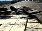 Caminhão carregado com cigarros sem nota fiscal é apreendido