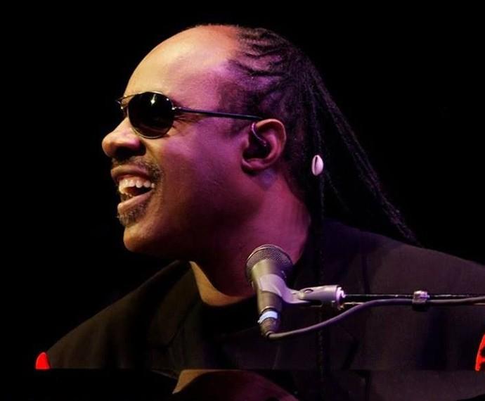Stevie Wonder também fez uma música linda falando da sua relação com a filha, Aisha (Foto: Divulgação)