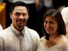 Pacquiao propõe ao Legislativo filipino reimplantar pena de morte