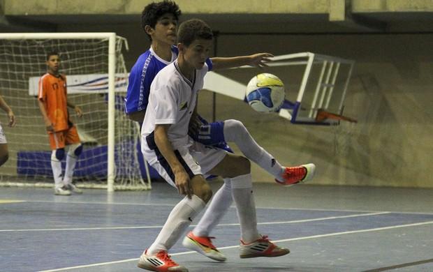 Time de futsal do Acre nos Jogos Escolares Sub-14 (Foto: Divulgação/Assessoria SEE)