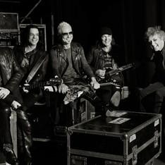 Scorpions- Turnê de 50 anos (Foto: Arte Produções/G1/Divulgação)