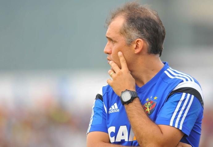 Central x Sport Eduardo Baptista (Foto: Aldo Carneiro/ Pernambuco Press)