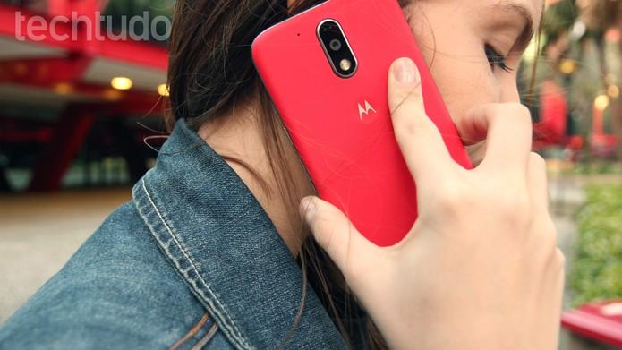 Moto G 4 Plus [marca] 2 (Foto: Ana Marques/TechTudo)