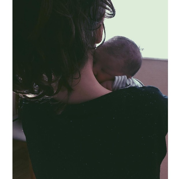 Carolina Kasting posta foto dos filhos (Foto: Reprodução / Instagram)