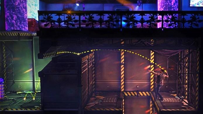 Flashback é uma reimaginação de um clássico game de aventura dos anos 90, agora disponível no Xbox One (Foto: Reprodução/Microsoft)