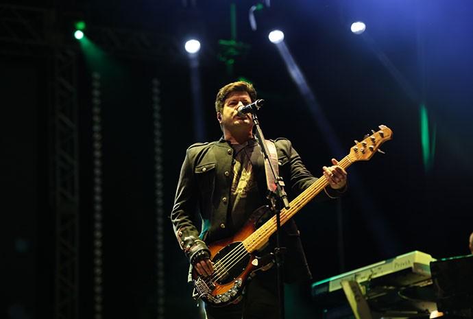 RPM no Festival de Inverno 2015 (Foto: Laécio Lacerda)