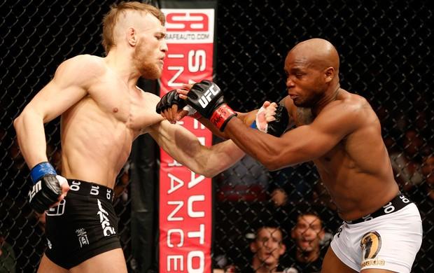 Conor McGregor x Marcus Brimage UFC Suécia (Foto: Getty Images)