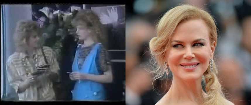 A atriz teve seu primeiro papel no filme para TV 'Skin Deep', em 1983, com 16 anos. Desde então, Nicole participou de várias produções, ganhou o Oscar de Melhor Atriz por 'As Horas' (2002) e entre seus últimos trabalhos estão 'Grace: A Princesa de Mônaco' e 'Antes de Dormir', ambos de 2014. (Foto: Reprodução/Getty Images)