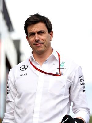 Toto Wolff Mercedes GP da Áustria (Foto: Getty Images)