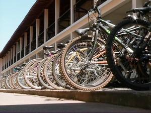 Bicicletas São João del Rei (Foto: Reprodução / TV Integração)