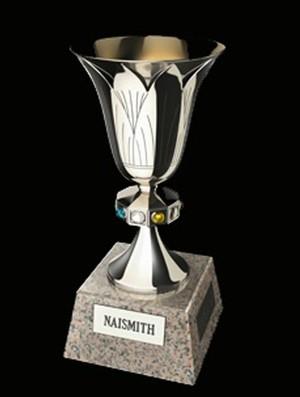 Troféu Copa do Mundo de basquete (Foto: Reprodução / FIBA)