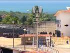 Tropa de choque da PM entra no presídio de Alcaçuz e separa rivais