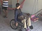 Mais de 100 aguardam por cadeira de rodas (Reprodução/TV Vanguarda/Arquivo)