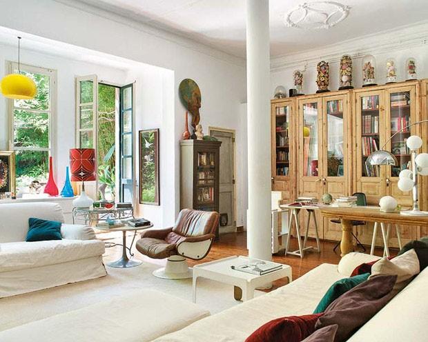Casa de campo na cidade grande casa vogue interiores for Casas de campo interiores
