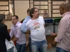 Manifestantes são presos durante visita oficial do governador Beto Richa