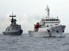 Taiwan envia navios para proteger pescadores perto das Filipinas
