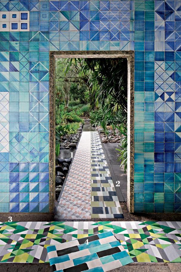 Papel de parede (Foto: Filippo Bamberghi)