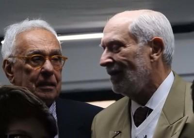Antônio Augusto Dunshee de Abranches completou 80 anos nesta terça (Foto: Fred Gomes/GloboEsporte.com)